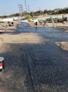 Built up tar and gravel repair Etobicoke