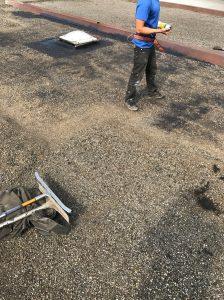 Tar and gravel roof repair Toronto