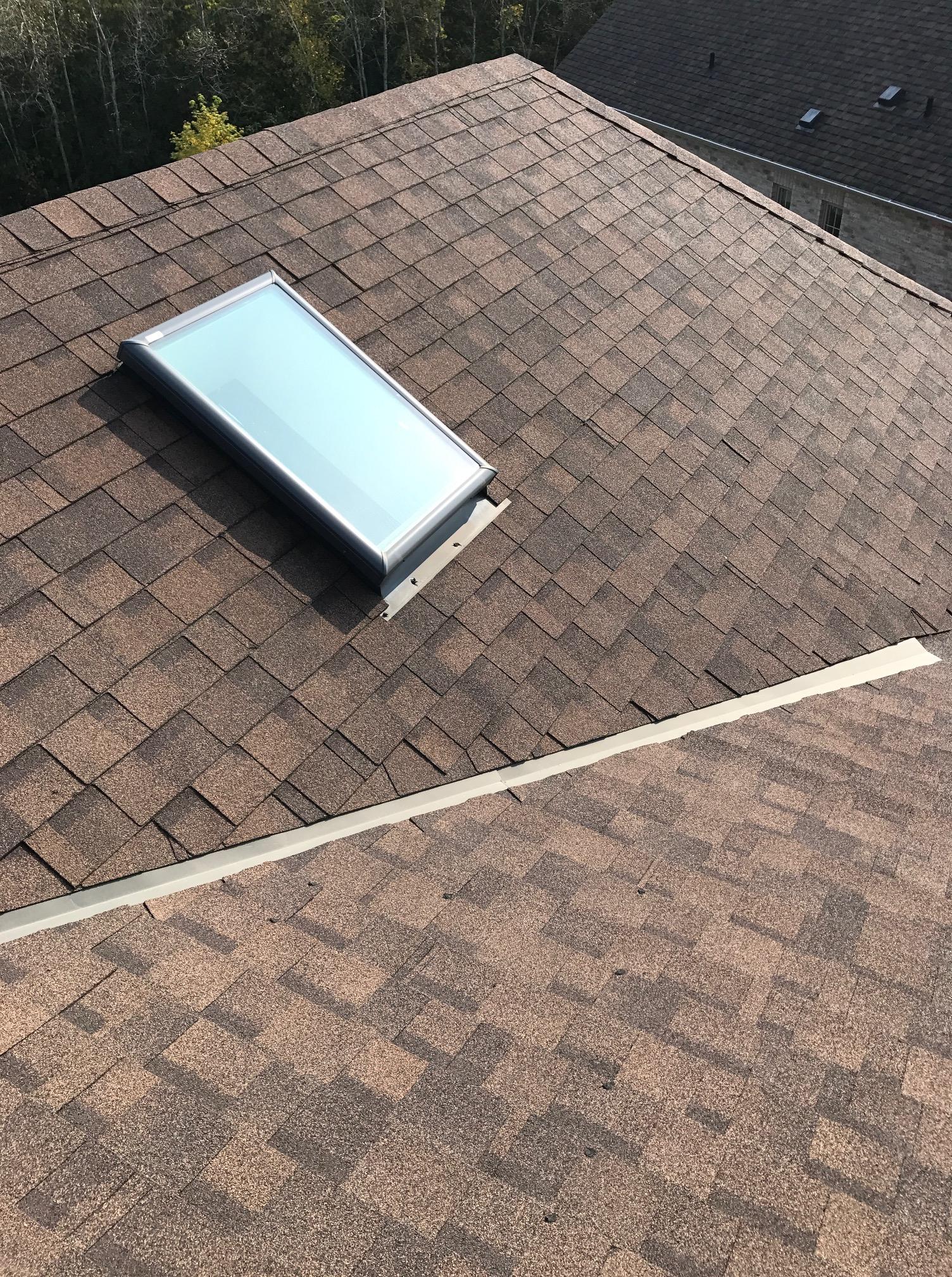 Shingle roof repair Whitby