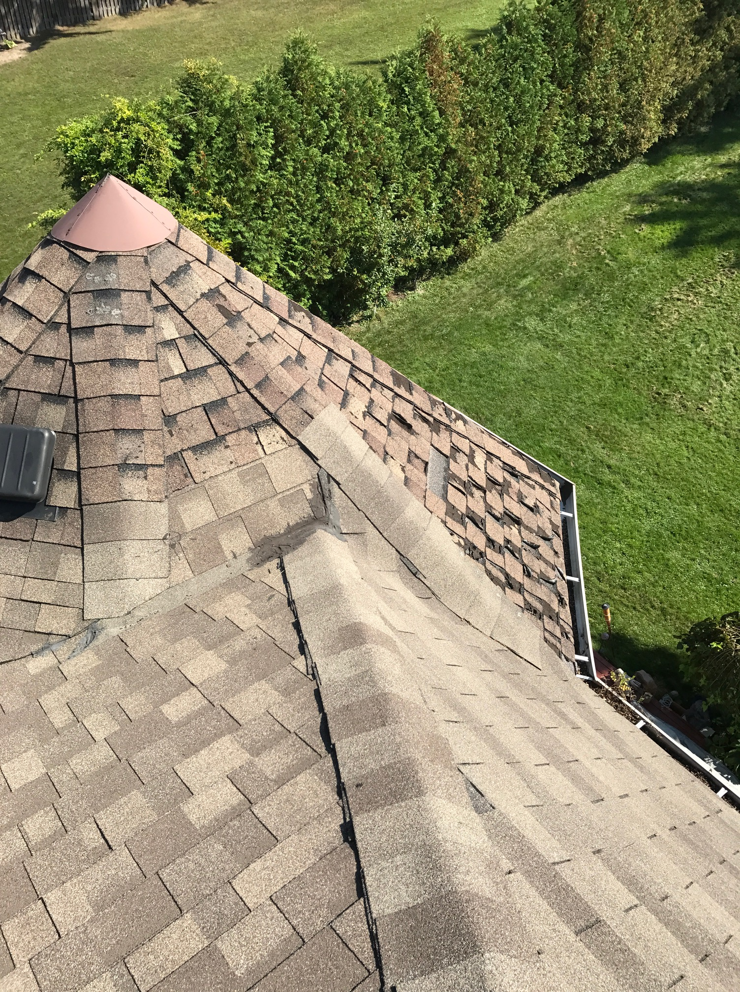 Shingle roof repair Scarborough