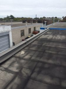 Modified bitumen membrane roof repair Scarborough
