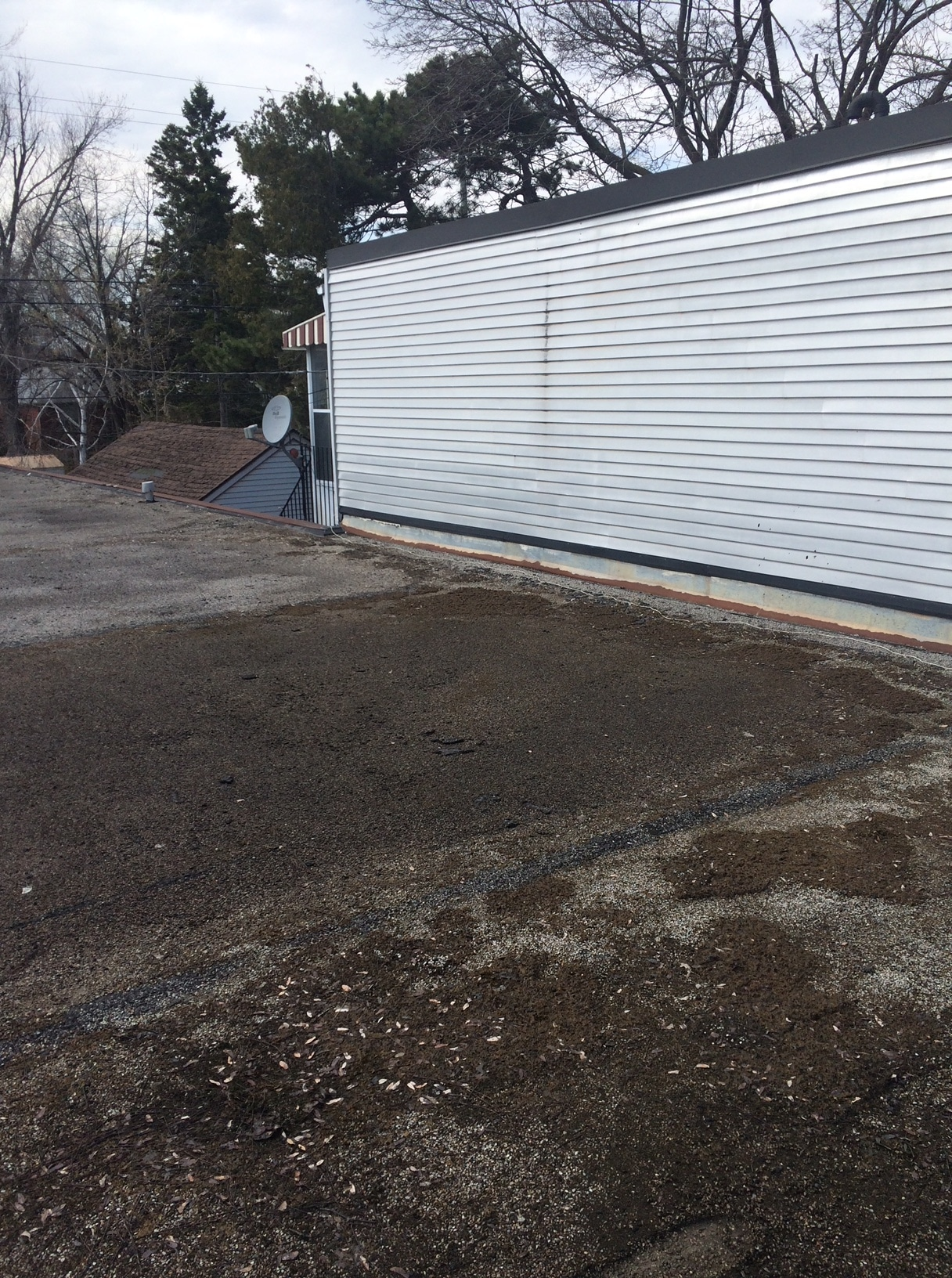 Flat Roof In Toronto Roofing Repair Company