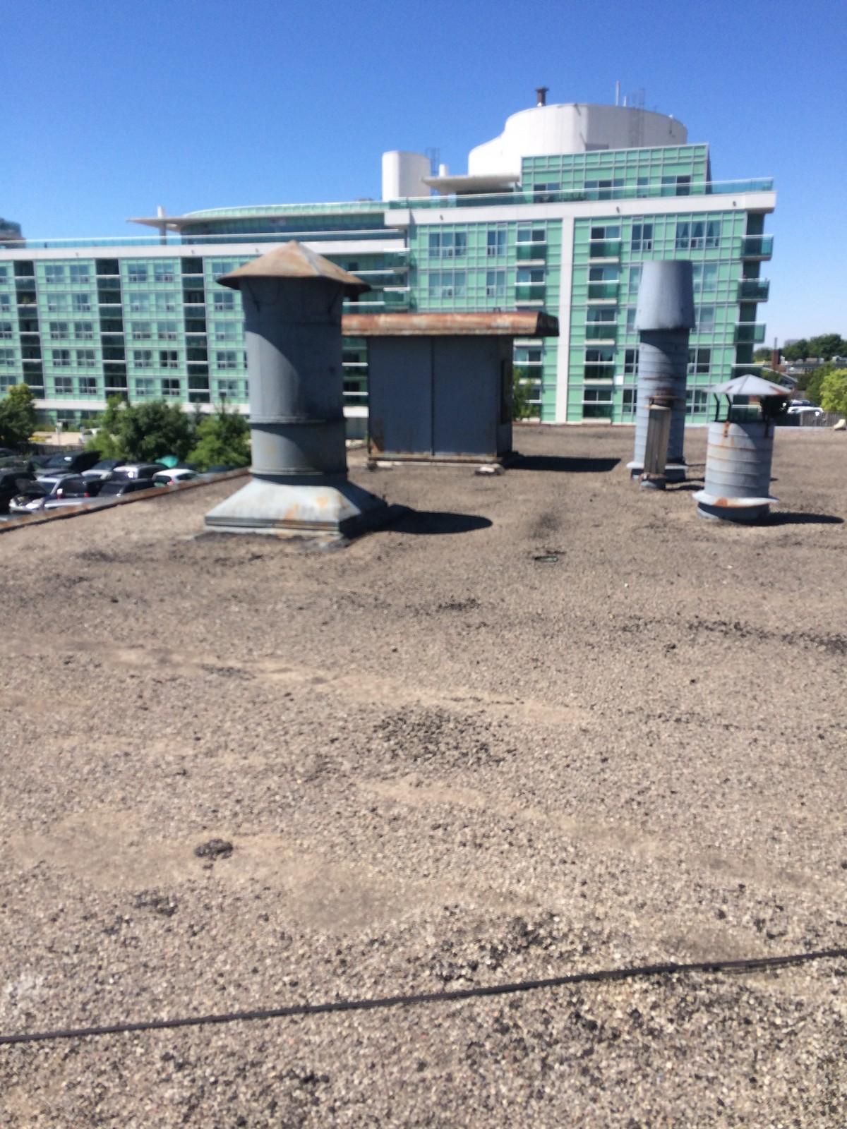 Flat roof repair Scarborough