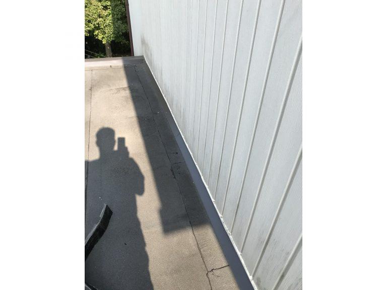 Vinyl siding on residential home in Pickering
