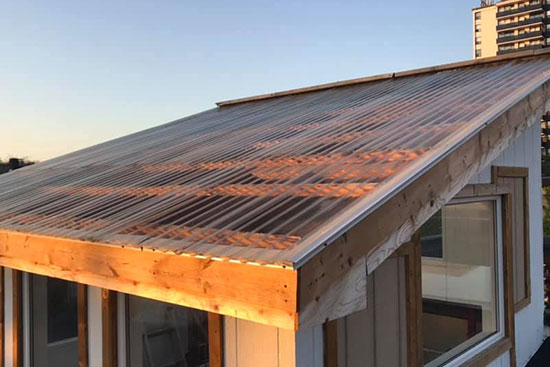 Commercial Roof Installation in Toronto and the GTA