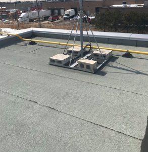 Commercial Roof Repair in Toronto