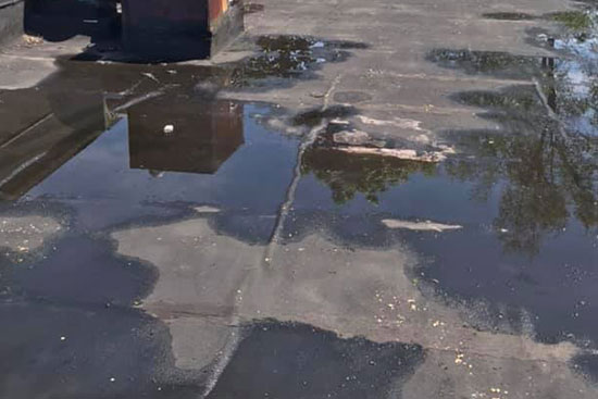 Flat Roof Inspections in Toronto and GTA