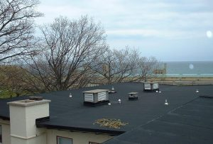 Flat Roofing Company in Markham Metro Roofing