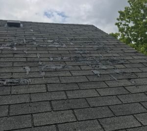 Picture of Roof Shingle Repair in Scarborough